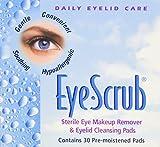 Alcon Eye Scrub Sterile Eye Makeup Remov...