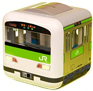 Train Bank Yamanote Line
