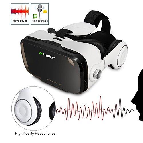 ELEGIANT 2 – Universal Smartphone VR Brille - 7