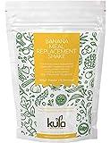 Banana Meal Replacement Slim Shake for Women and Men - 300g Powder