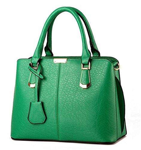 TianHengYi - Sacchetto donna verde