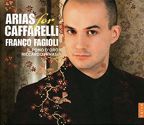 Arias for Caffarelli / Franco Fagioli