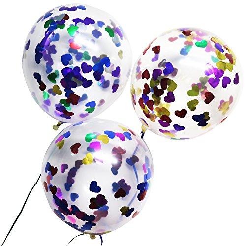 kebinfen-12-pouce-ballons-confettis-x10-avec-confettis-feuille-coeur-7-couleurs