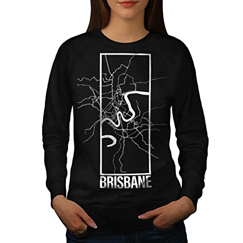 australia-brisbane-big-town-map-women-new-black-m-sweatshirt-wellcoda