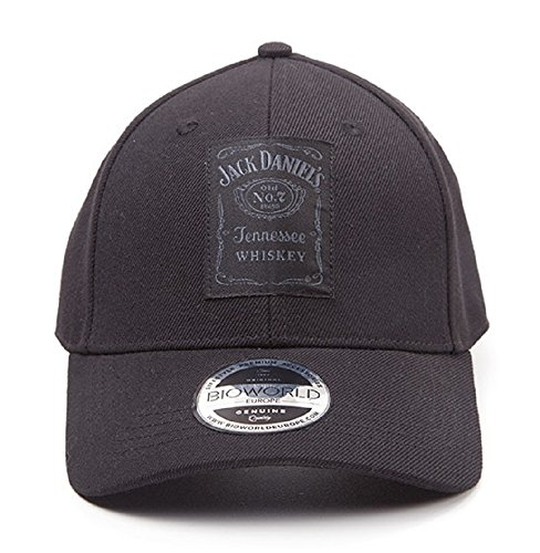 Jack Daniels Cap Old No.7 Brand Bottle Logo Baseball Mütze Schirmmütze Kappe Basecap -