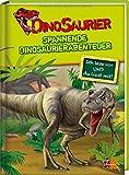 Dinosaurier Spannende Dinosaurierabenteuer (Ich lese vor und du liest mit!)