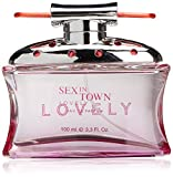 CONCEPT V DESIGN SEX IN TOWN LOVELY WOMAN eau de parfum mit Zerstäuber 100 ml