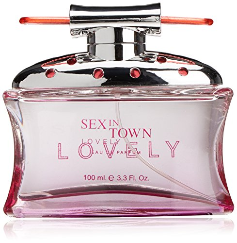 CONCEPT V DESIGN SEX IN TOWN LOVELY WOMAN agua de perfume vaporizador 100 ml (precio: 7,21€)