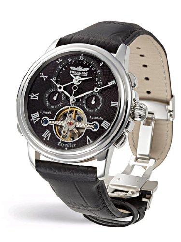 Perigaum 1972 P-0502-SS 2509 - Reloj  color negro