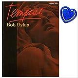 Tempest Bob Dylan ( 35. Studioalbum ) - Songbook für Klavier, Gesang, Gitarre (PVG) - [Noten/Sheetmusic] mit bunter herzförmiger Notenklammer