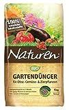 Scotts Celaflor GmbH Naturen Bio Gartendünger 4 kg - Organisch- mineralischer Volldünger für Alle Nadelgehölze & Hecken - Düngewirkung bis zu 3 Monate