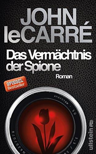Buchseite und Rezensionen zu 'Das Vermächtnis der Spione' von John le Carré
