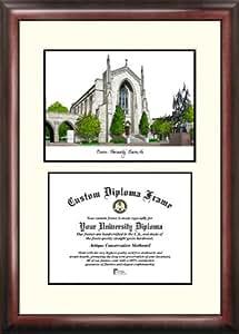 "Campus Images ""Boston University"" Scholar Diploma Frame, 11"" x 14"""