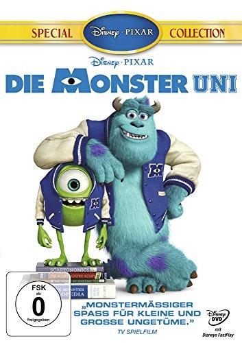 Die Monster Uni Billy Crystal-dvd
