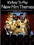 It's easy to play NEW FILM THEMES -- 19 beliebte Filmmelodien leicht arrangiert für Klavier u.a. aus DIE FABELHAFTE WELT DER AMELIE (Titelmelodie) und STOLZ UND VORURTEIL (Noten / sheet music)