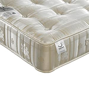 Orthopaedic 1000 Pocket Sprung, Happy Beds Majestic Medium Tension Mattress