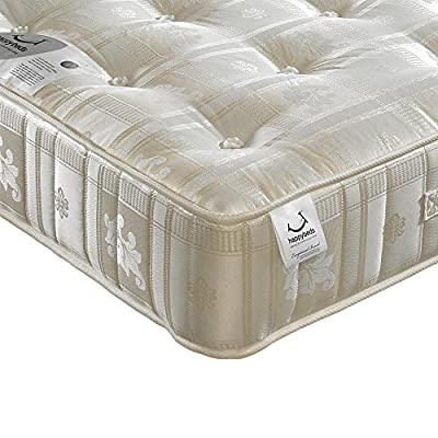Happy Beds Majestic 1000 Pocket Sprung Orthopaedic Mattress - low-cost UK light store.
