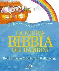 Idea Regalo - La nuova Bibbia dei bambini. Ediz. illustrata