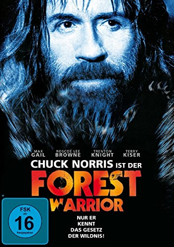 Chuck Norris ist der Forest Warrior [Limited Edition]