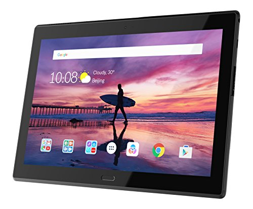 Price comparison product image Lenovo TAB 4 10 Plus 10.1 inches IPS Tablet PC - (Black) (Qualcomm MSM8953 2 GHz, 4 GB RAM, Android 7.0)
