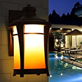 PLY-wasserdichte wand lampe im europäischen stil gartenmauer lampe, garten, lampe, positive lampe, im chinesischen stil, retro,abb.