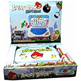Apreet Angry Bird Mini English Leaning Laptop (Multi Color) (Pack Of 1)