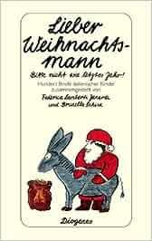lieber weihnachtsmann bitte nicht wie letztes jahr hundert briefe italienischer kinder