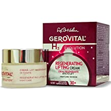 GEROVITAL H3 EVOLUTION, Regenerating Lifting Cream Night Care with Superoxide Dismutase (Anti-Aging Super Enzyme) 30+ by GEROVITAL H3 EVOLUTION