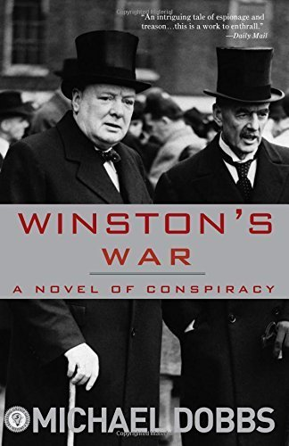 Winston's War: A Novel of Conspiracy by Dobbs, Michael (2009) Paperback