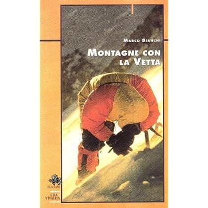 Montagne Con La Vetta