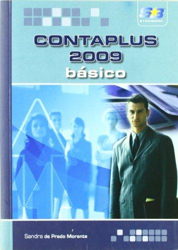 ContaPlus 2009 : básico por Sandra de Prado Morante