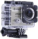 [Neu] TecTecTec XPRO2 4K Ultra HD Sport-Kamera Wifi - Wasserdichte Kamera 16 Mp - Gold