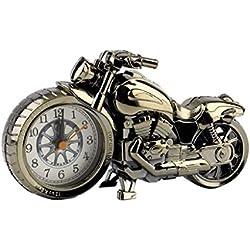 MOTUS DESKTOP MOTORCYCLE BIKER QUARTZ TABLE WATCH G2