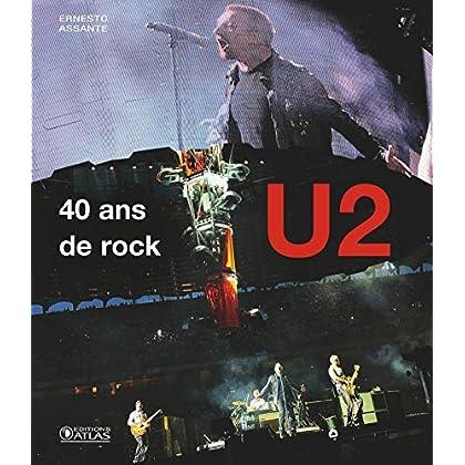 U2, 40 ans de rock
