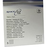 AQUACEL Ag 15x15 cm Kompressen 5 St Kompressen preisvergleich bei billige-tabletten.eu