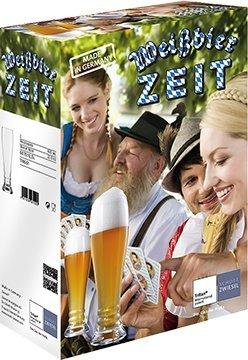Preisvergleich Produktbild Weizenbier 0.5l 2er Set