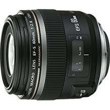 Canon EF-S 60mm/1:2,8 Macro USM  Obiettivo