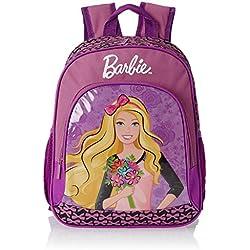 Barbie Violet Children's Backpack (Age group :3-5 yrs)