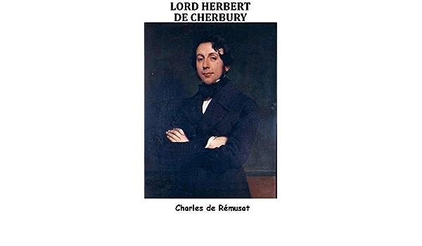 Lord Herbert de Cherbury French Edition