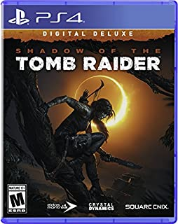 Shadow of the Tomb Raider - Digital Deluxe Edition - PS4 [Digital Code] (B07CNQ9N2C) | Amazon price tracker / tracking, Amazon price history charts, Amazon price watches, Amazon price drop alerts
