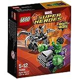 LEGO Super Heroes 76066: Mighty Micros: Hulk vs. Ultron