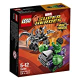 Lego Mighty Micros Hulk Vs Ultron, Multi...