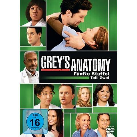 Grey's Anatomy: Die jungen Ärzte - Fünfte Staffel, Teil Zwei