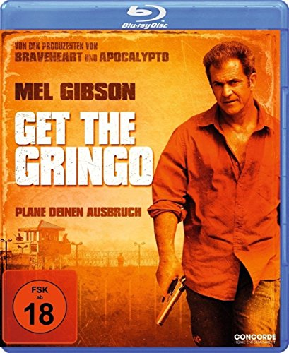 Get the Gringo [Blu-ray]