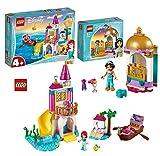 LEGO 41160 Disney - Castillo de Ariel y Torre pequeña de Jasmins...
