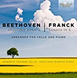 BEETHOVEN, FRANCK: Sonatas for Cello and