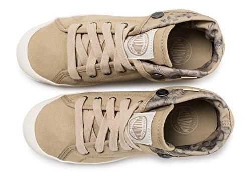 Palladium ,  Sneaker donna Beige