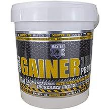 Master ZX | GAINER 12% - Mass Gainer 12% de Proteina - Incrementa la