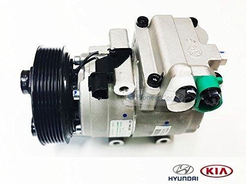 Véritable Compresseur A/C 977014h061 97701-4h061 pour Hyundai Grand Starex H1 H-1