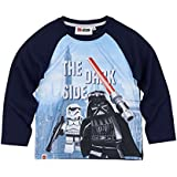 LEGO Star Wars Chicos Camiseta mangas largas - Azul marino